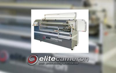 New range of Converting machines for the Tape Industry